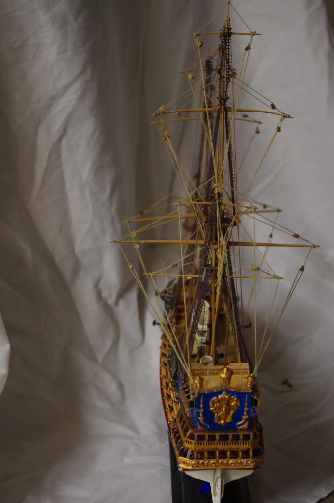 SIRENE, vaisseau au 1/150e- Heller - Page 2 IMGP0825