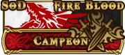 Fire Blood [Campeón]