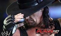 Résultats de WEW Monday Night RAW, 18 juin 2012. Undertaker
