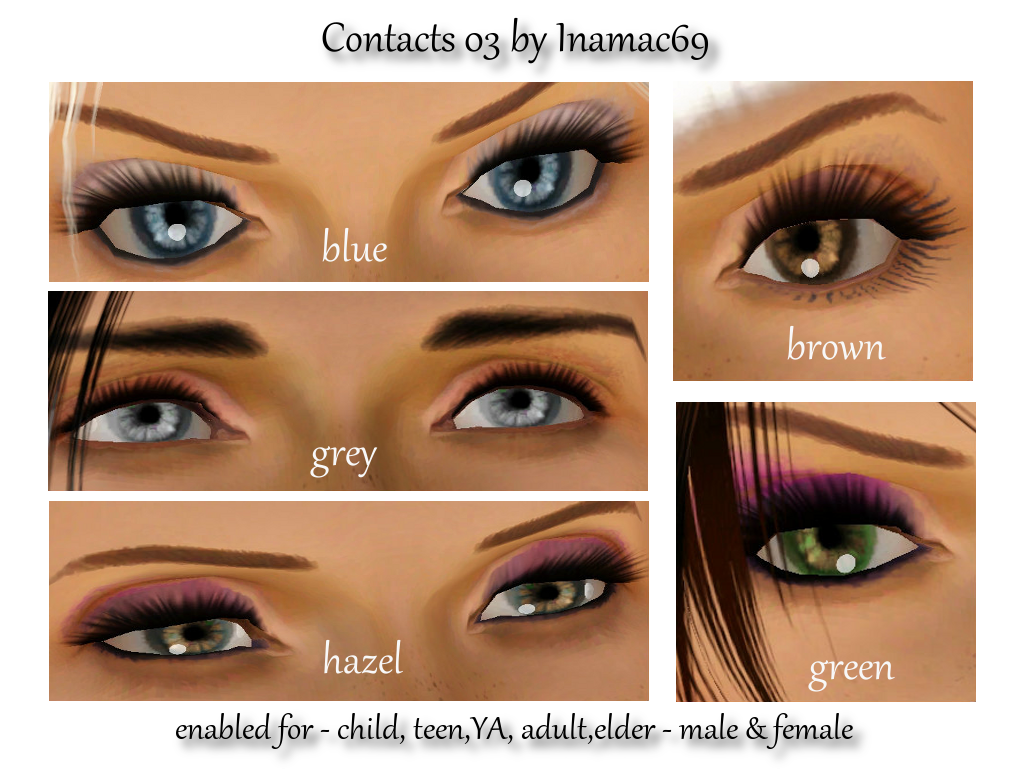 Eye Contacts 03 by InaMac69 Contacts03