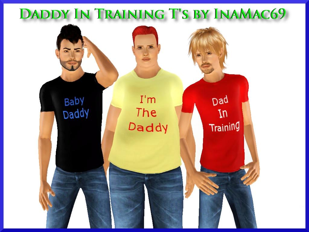 Yummy Mummy & daddy In Training by inamac69 Ts