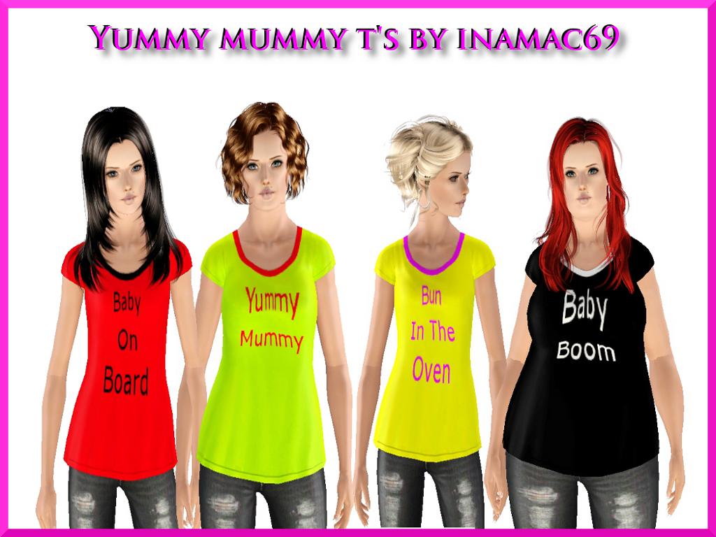 Yummy Mummy & daddy In Training by inamac69 Tsyumm
