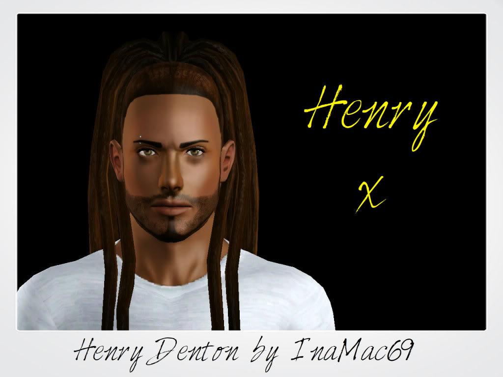 Henry Denton Henryhead