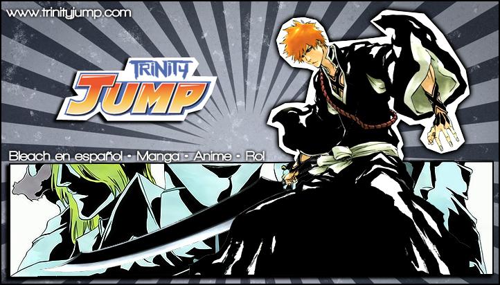 Trinity Jump | Bleach en español • Manga • Anime • Rol