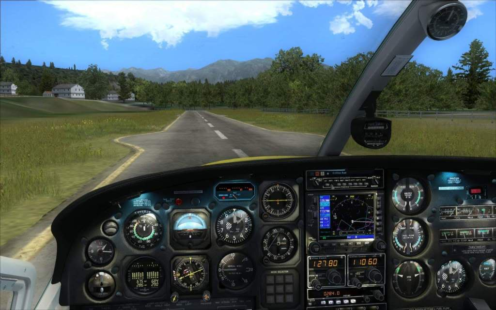 """FSX"" 2w3 Eatonville - 1WA6 Fail City -2012-may-9-029"