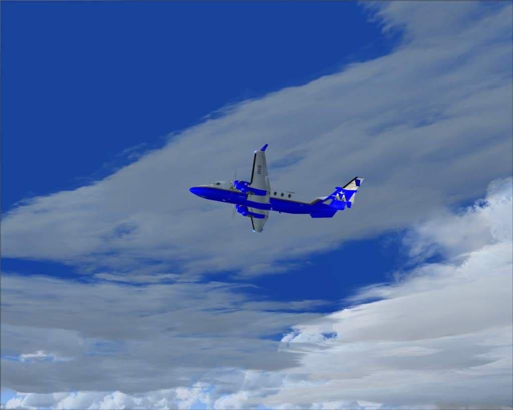 """""""Fs9"""" Gustavos - Haines... um aeroporto bem tranquilo e bonito RICARDO-2010-nov-2-022"""