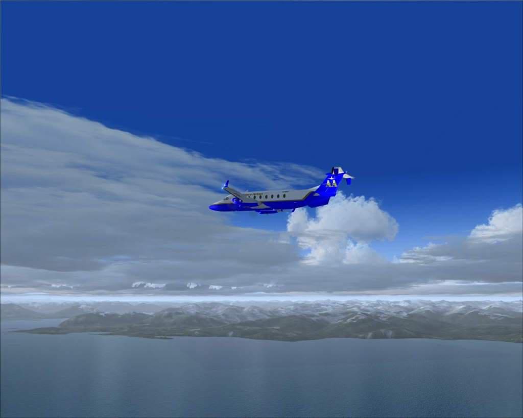 """""""Fs9"""" Gustavos - Haines... um aeroporto bem tranquilo e bonito RICARDO-2010-nov-2-024"""
