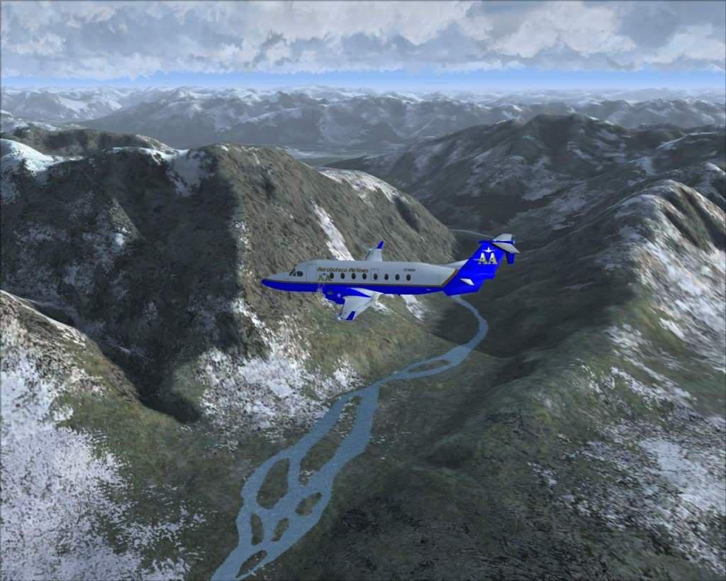 """""""Fs9"""" Voo ate Haines..e muitas mas muitas montanhas  RICARDO-2010-nov-2-045"""