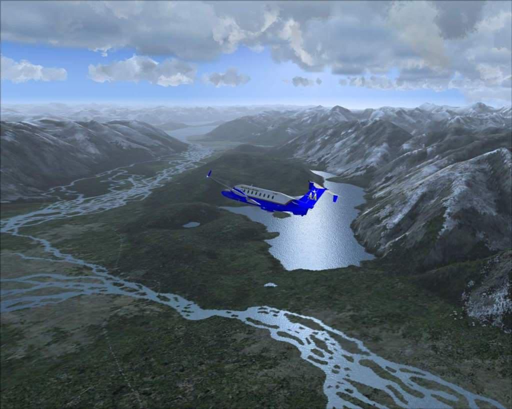 """""""Fs9"""" Voo ate Haines..e muitas mas muitas montanhas  RICARDO-2010-nov-2-046"""