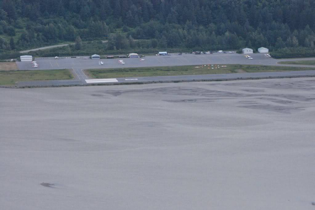 """""""Fs9"""" Haines - Juneau com Quest Kodiak HainesPosdecolagem"""