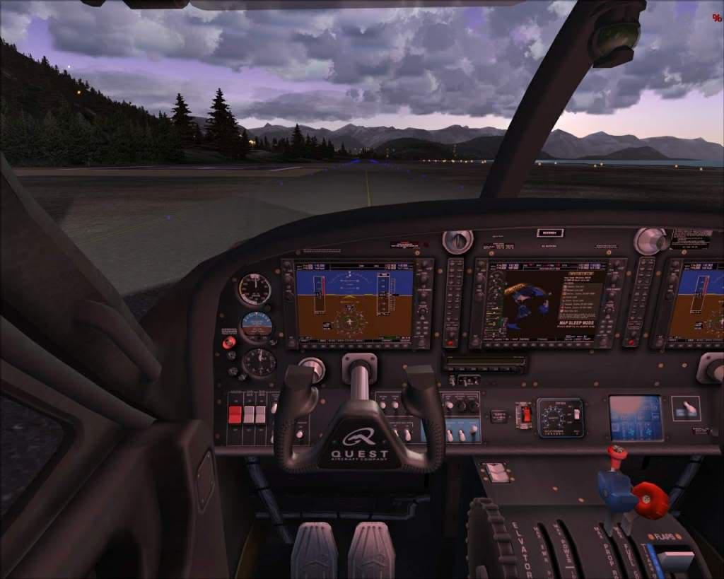 """""""Fs9"""" Haines - Juneau com Quest Kodiak RICARDO-2010-nov-7-011"""
