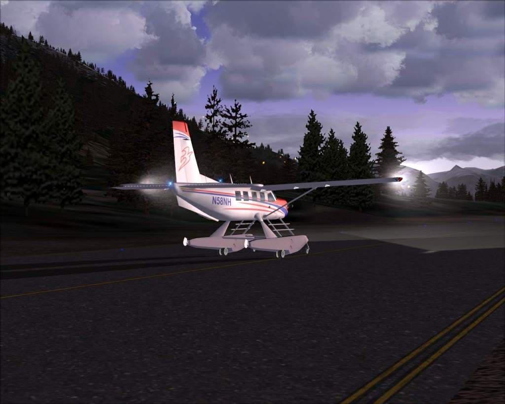 """""""Fs9"""" Haines - Juneau com Quest Kodiak RICARDO-2010-nov-7-012"""