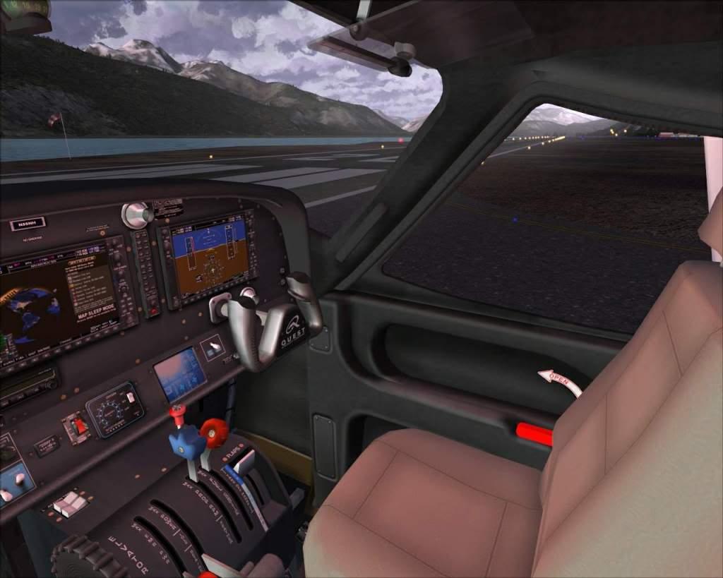 """""""Fs9"""" Haines - Juneau com Quest Kodiak RICARDO-2010-nov-7-015"""