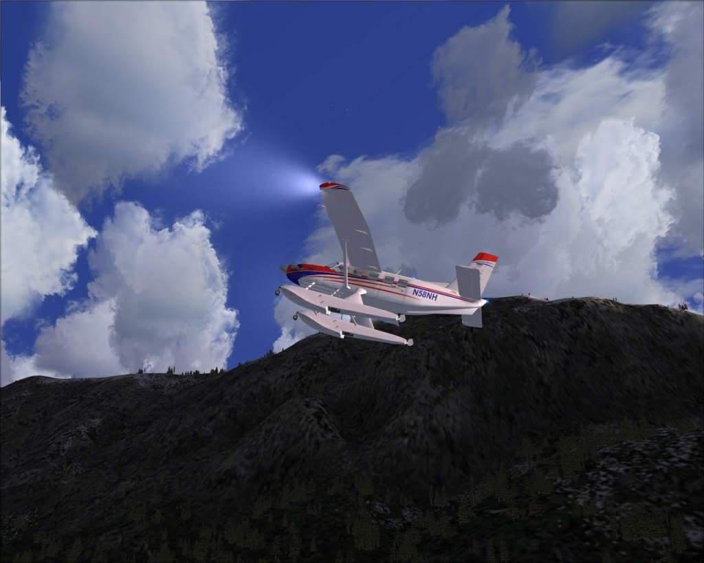 """""""Fs9"""" Haines - Juneau com Quest Kodiak RICARDO-2010-nov-7-018"""