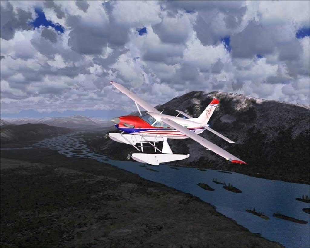 """""""Fs9"""" Haines - Juneau com Quest Kodiak RICARDO-2010-nov-7-020"""