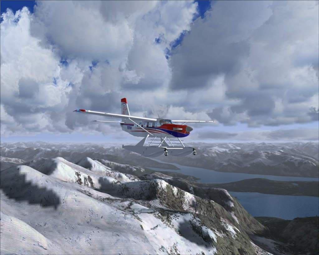 """""""Fs9"""" Sobrevoando as montanhas e geleiras rumo a Juneau RICARDO-2010-nov-7-024"""