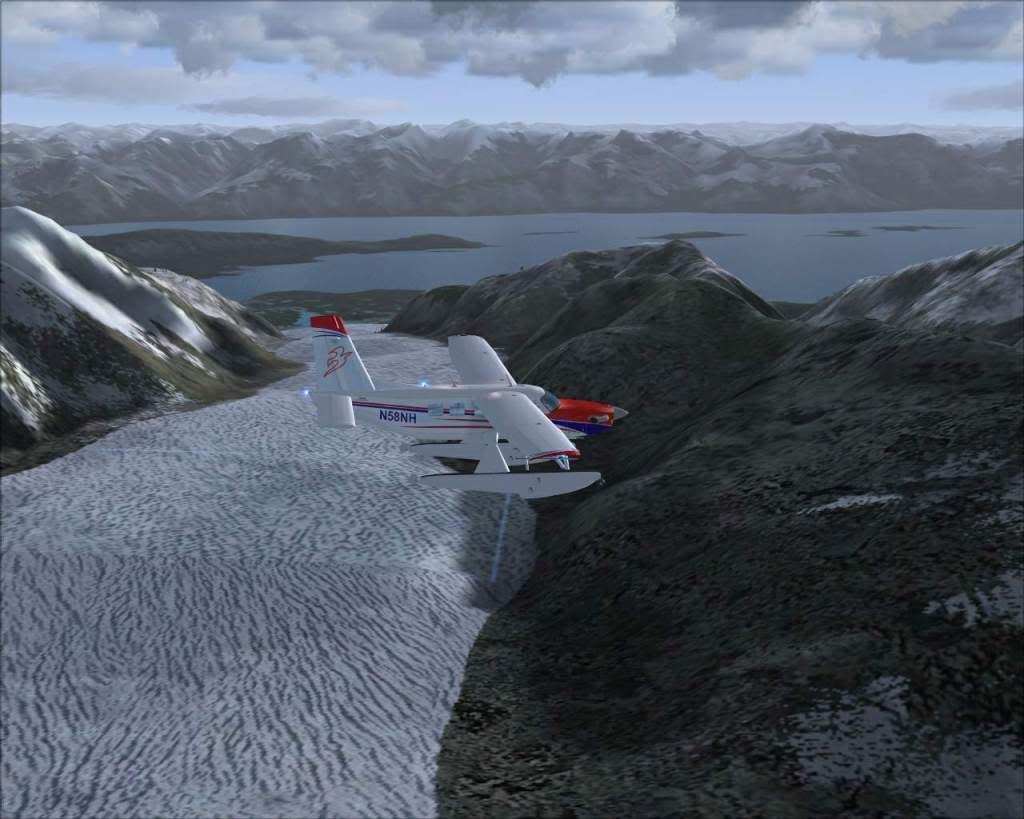 """""""Fs9"""" Sobrevoando as montanhas e geleiras rumo a Juneau RICARDO-2010-nov-7-026"""