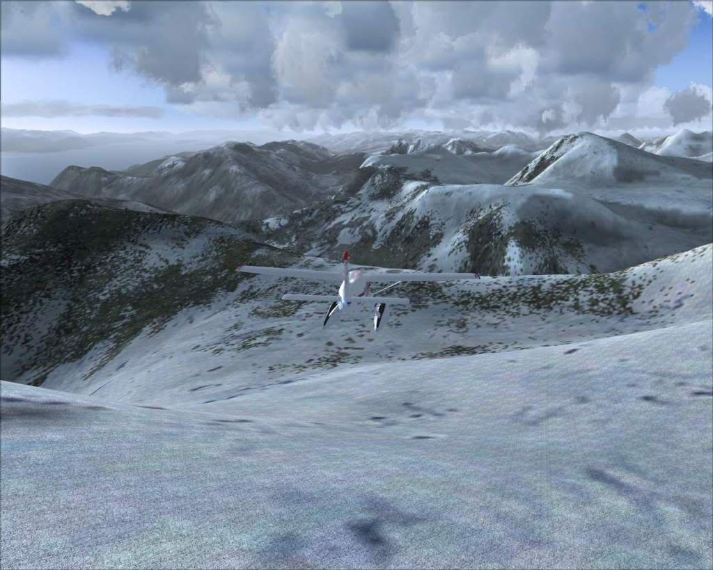 """""""Fs9"""" Sobrevoando as montanhas e geleiras rumo a Juneau RICARDO-2010-nov-7-027"""