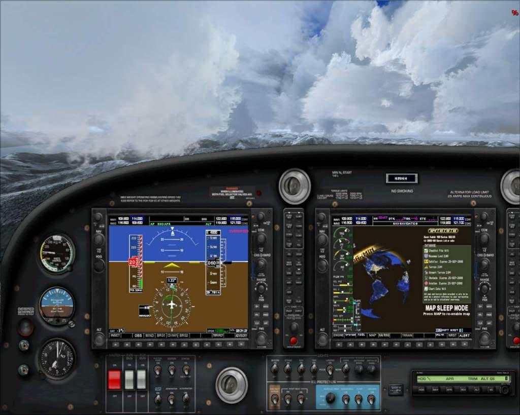 """""""Fs9"""" Sobrevoando as montanhas e geleiras rumo a Juneau RICARDO-2010-nov-7-031"""
