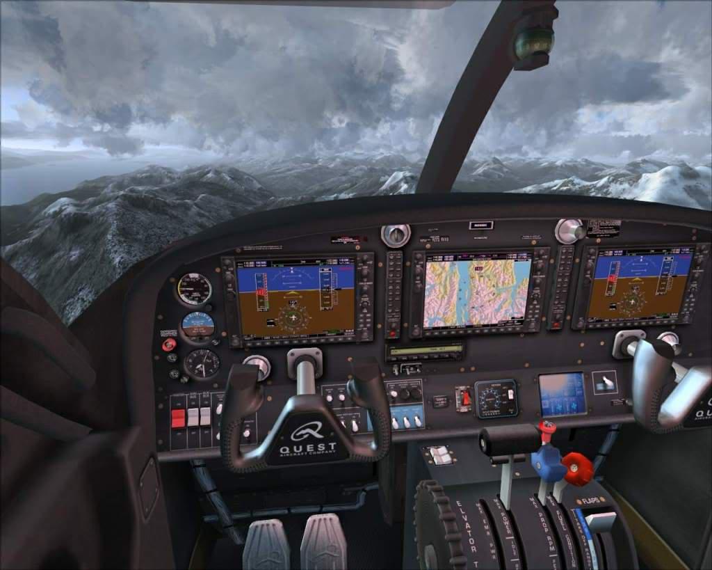 """""""Fs9"""" Sobrevoando as montanhas e geleiras rumo a Juneau RICARDO-2010-nov-9-003"""