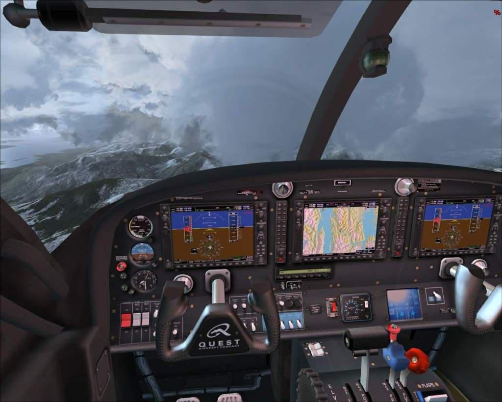 """""""Fs9"""" Sobrevoando as montanhas e geleiras rumo a Juneau RICARDO-2010-nov-9-008"""