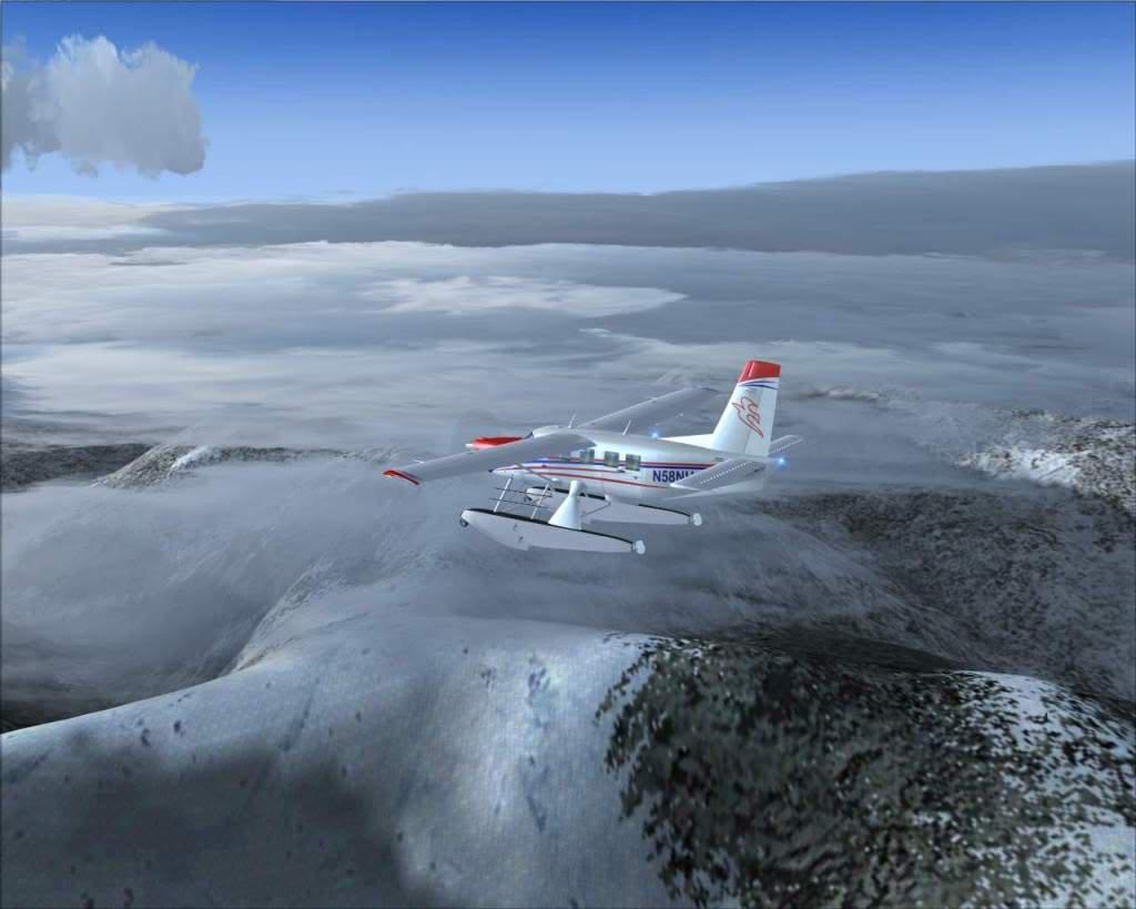 """""""Fs9"""" Sobrevoando as montanhas e geleiras rumo a Juneau RICARDO-2010-nov-9-012"""