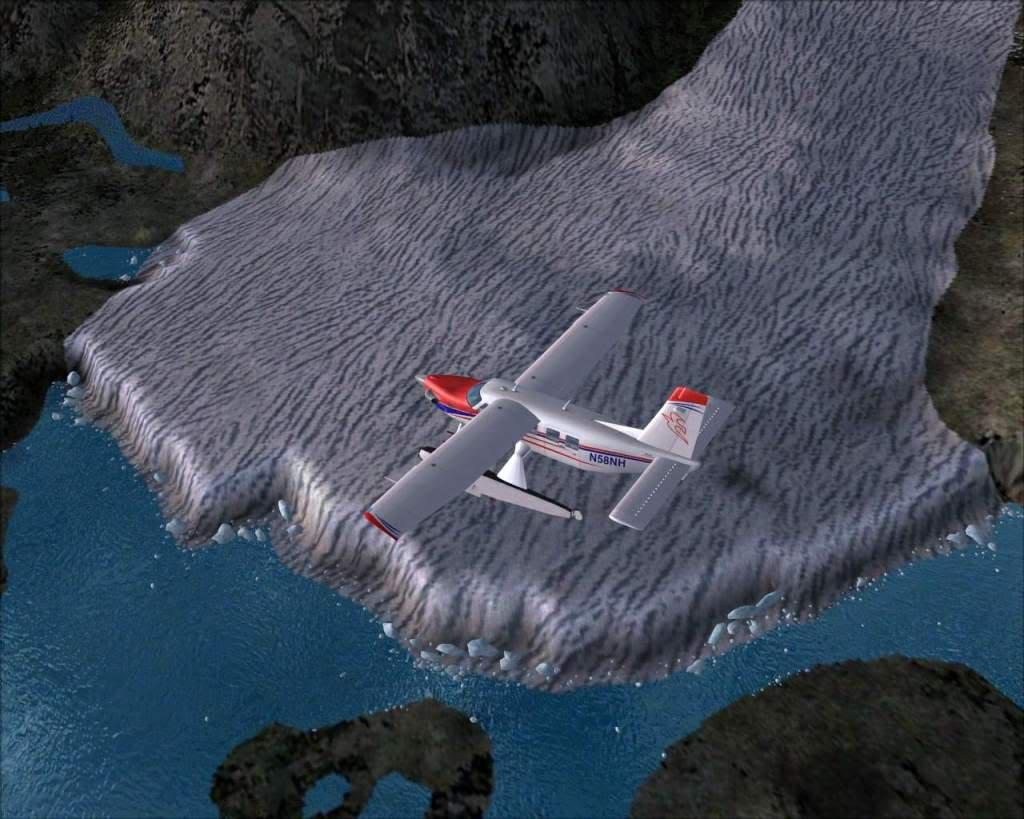 """""""Fs9"""" Sobrevoando as montanhas e geleiras rumo a Juneau RICARDO-2010-nov-9-035"""