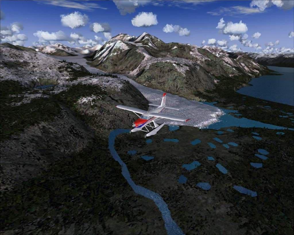 """""""Fs9"""" Sobrevoando as montanhas e geleiras rumo a Juneau RICARDO-2010-nov-9-037"""