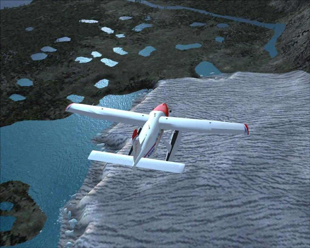 """""""Fs9"""" Sobrevoando as montanhas e geleiras rumo a Juneau RICARDO-2010-nov-9-038"""