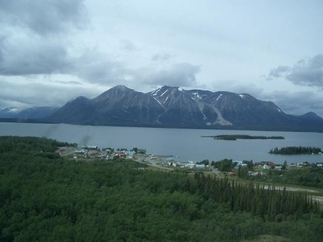 """""""Fs9"""" Aproximação Atlin .... Alaska ATLIN"""