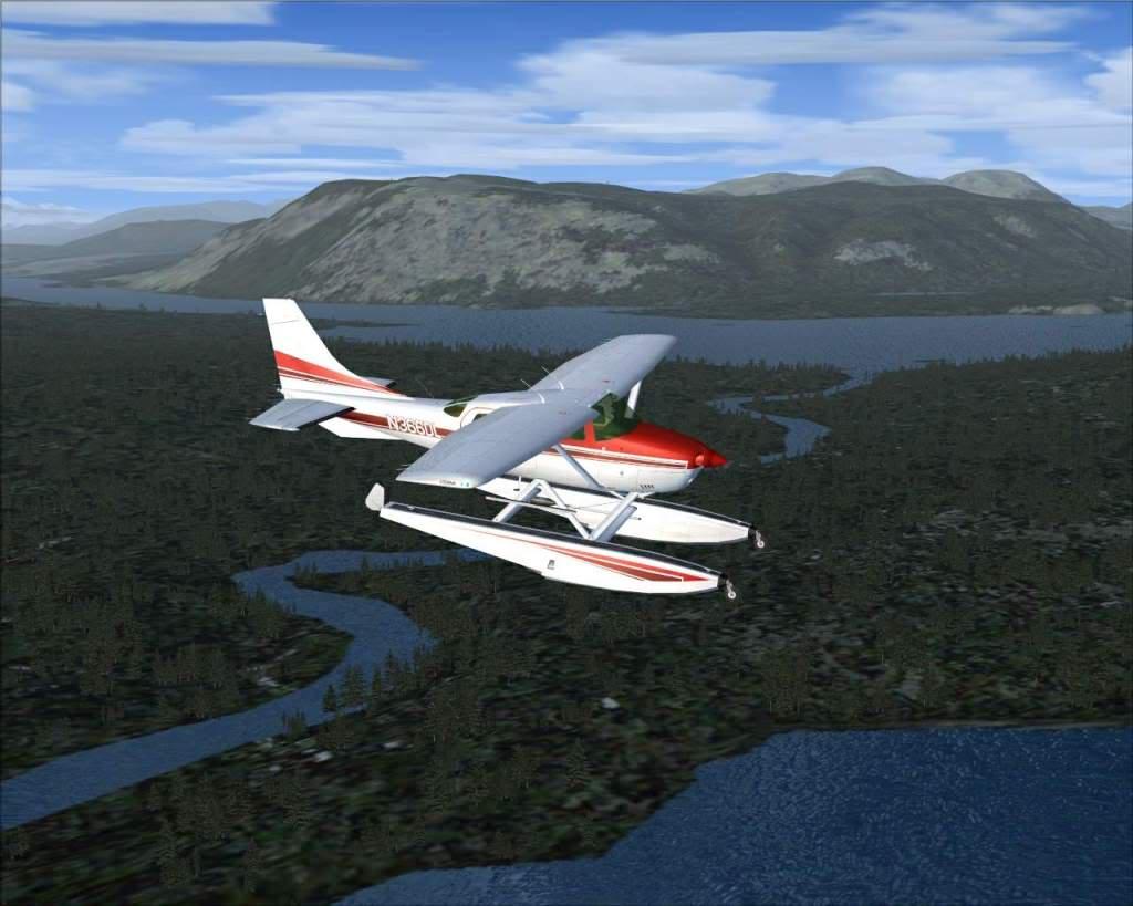 """Fs9"" Haines Float Planes - Atlin... RICARDO-2010-nov-20-007"