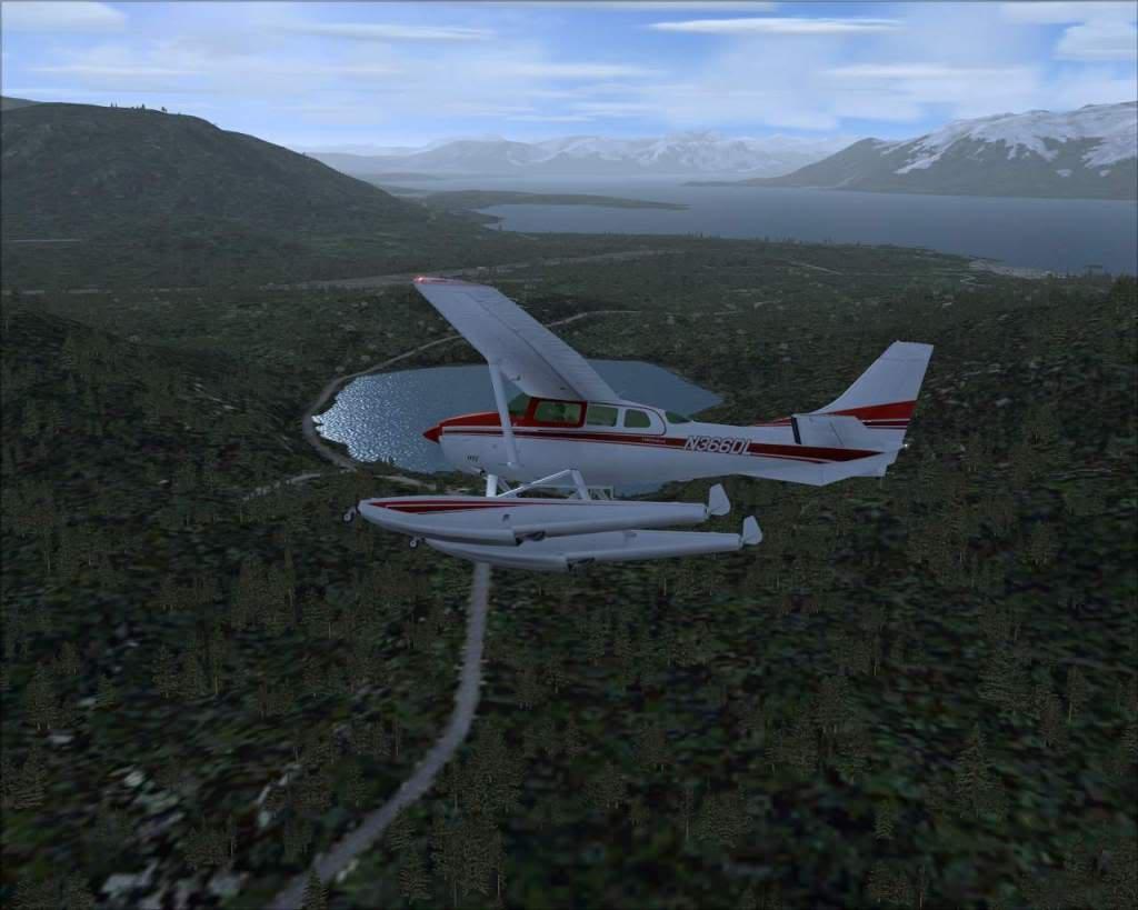 """Fs9"" Haines Float Planes - Atlin... RICARDO-2010-nov-20-012"