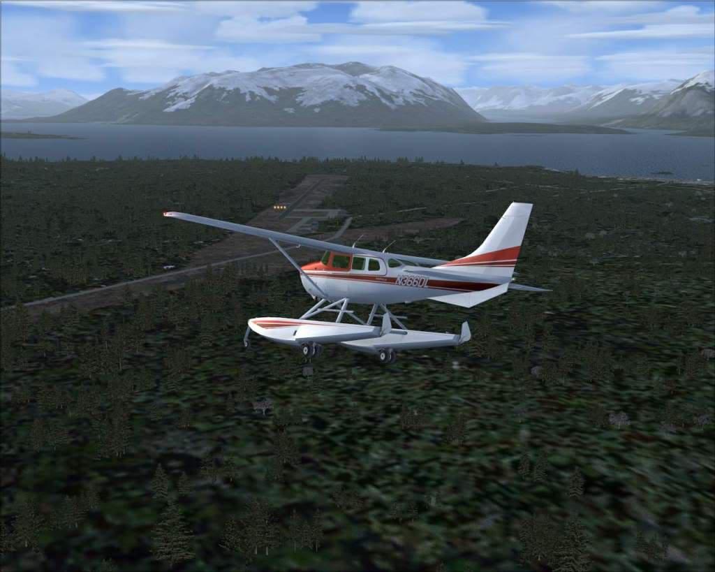 """""""Fs9"""" Aproximação Atlin .... Alaska RICARDO-2010-nov-20-013"""