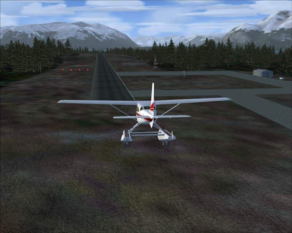 """""""Fs9"""" Aproximação Atlin .... Alaska RICARDO-2010-nov-20-025"""