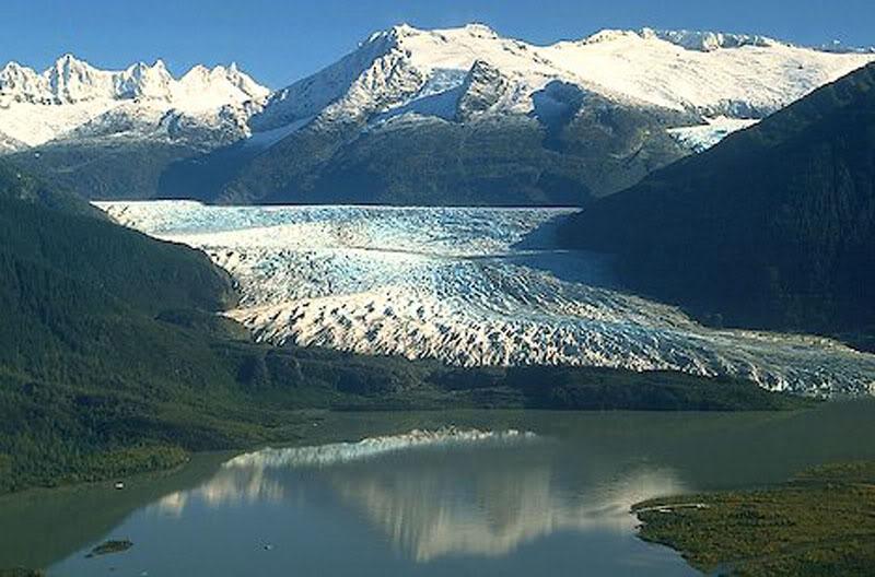 """""""Fs9"""" Sobrevoando as montanhas e geleiras rumo a Juneau HainesGeleira-1"""