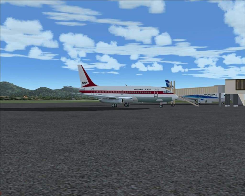 """""""Fs9"""" IWAMI - UBE Yamagushi... pintura Boeing para o Brega  RICARDO-2010-jul-10-121"""