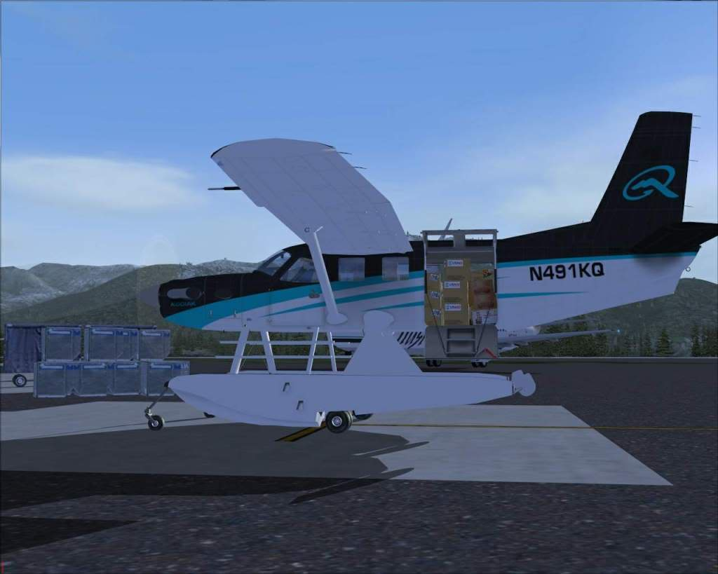 """Fs9"" Juneau - Haines Float Plane RICARDO-2010-nov-14-014"