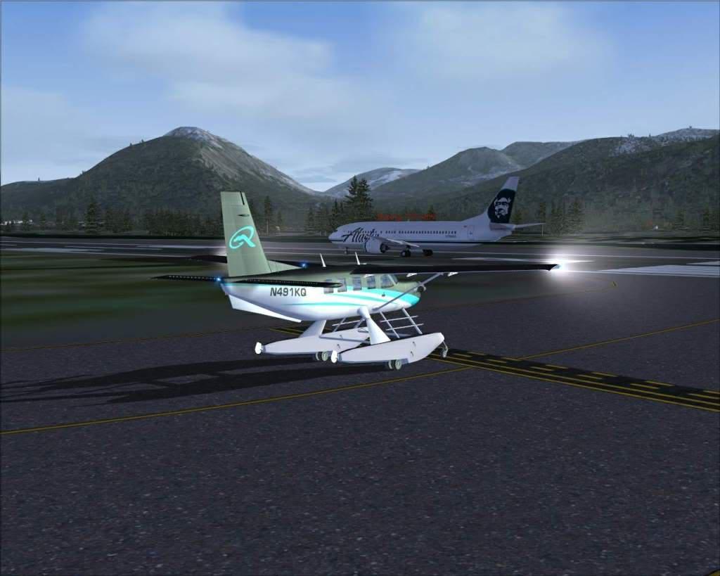 """Fs9"" Juneau - Haines Float Plane RICARDO-2010-nov-14-017"