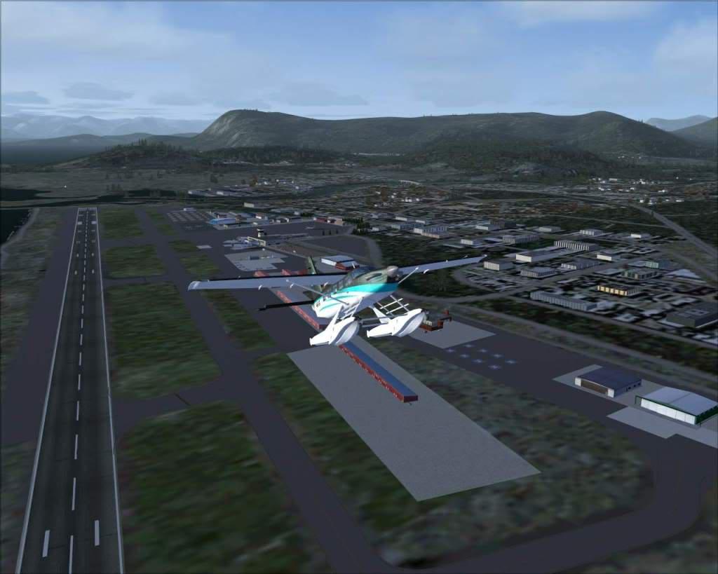 """Fs9"" Juneau - Haines Float Plane RICARDO-2010-nov-14-022"
