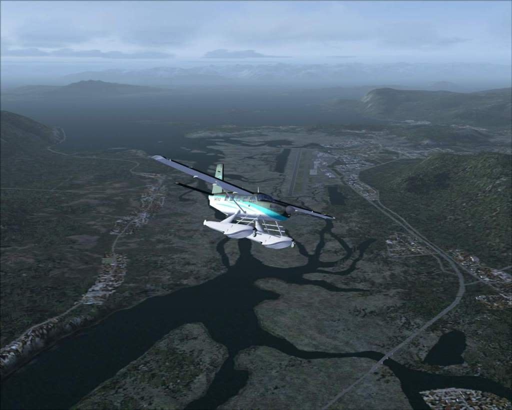 """Fs9"" Juneau - Haines Float Plane RICARDO-2010-nov-14-023"