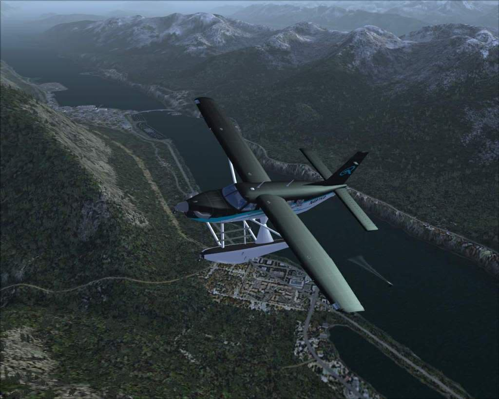 """Fs9"" Juneau - Haines Float Plane RICARDO-2010-nov-14-024"