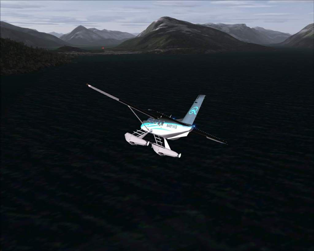 """""""Fs9"""" Chegando a Haines Float Plaines RICARDO-2010-nov-14-048"""