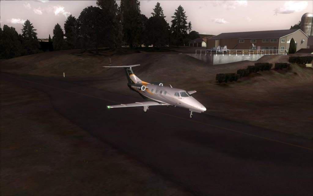 """""""FSX"""" KBVS Skargit - 7S3 Starks Twin Oaks -2011-dec-3-043"""