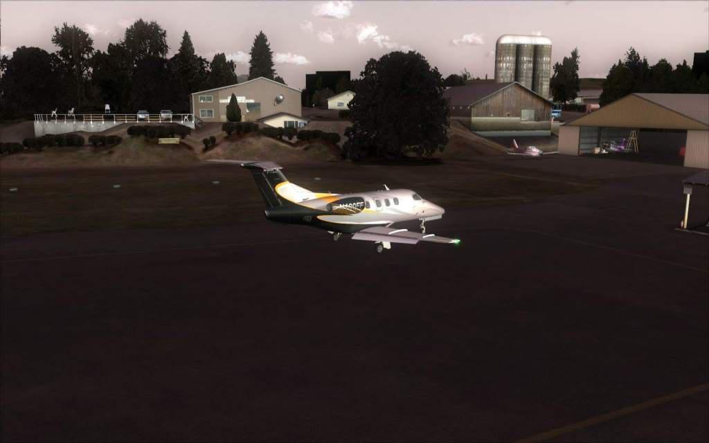 """""""FSX"""" KBVS Skargit - 7S3 Starks Twin Oaks -2011-dec-3-044"""