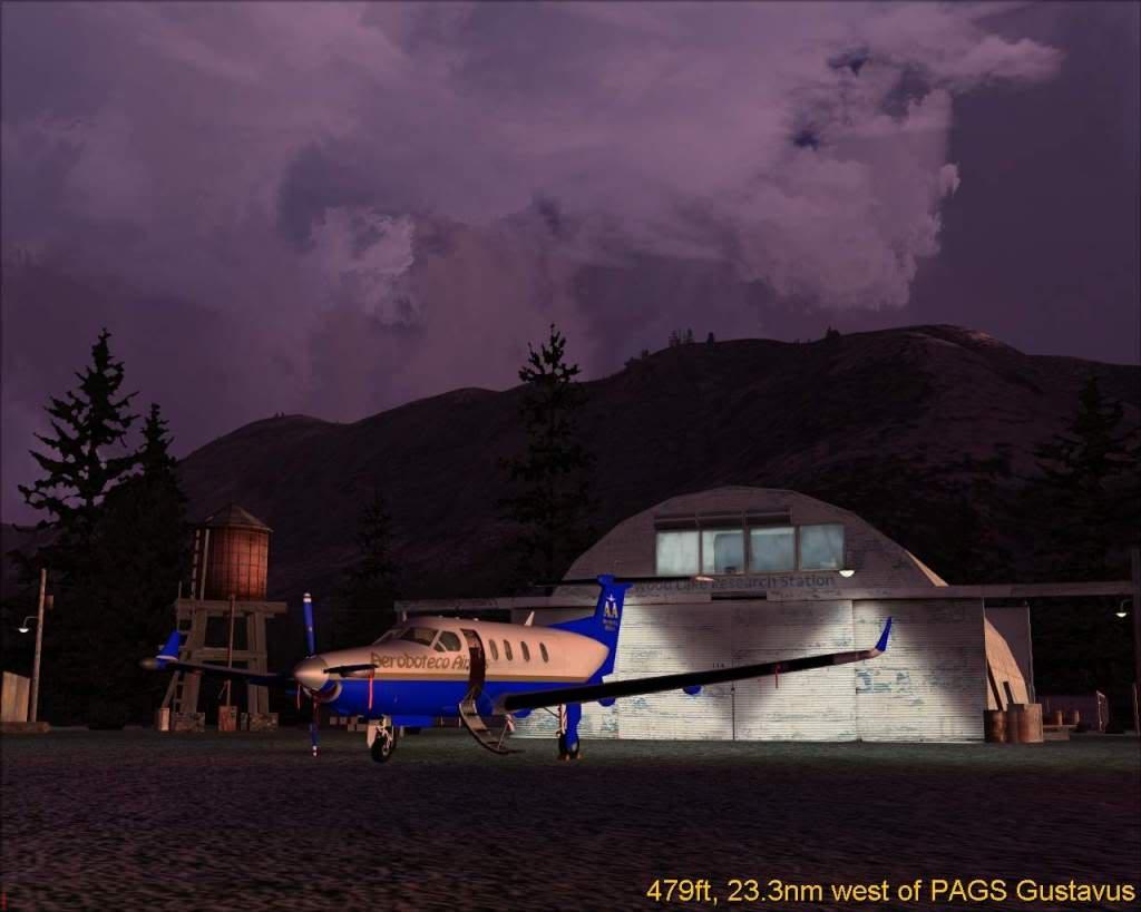 """Fs9"" Glacier Bay - Sitka by New Tour Alaska parte 1 RICARDO-2010-oct-18-003"