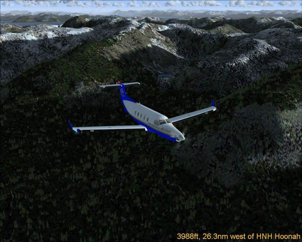 """""""Fs9"""" Voando ate pelas Montanhas ate Sitka parte 2 RICARDO-2010-oct-19-003"""