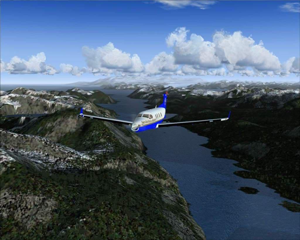 """""""Fs9"""" Voando ate pelas Montanhas ate Sitka parte 2 RICARDO-2010-oct-19-006"""