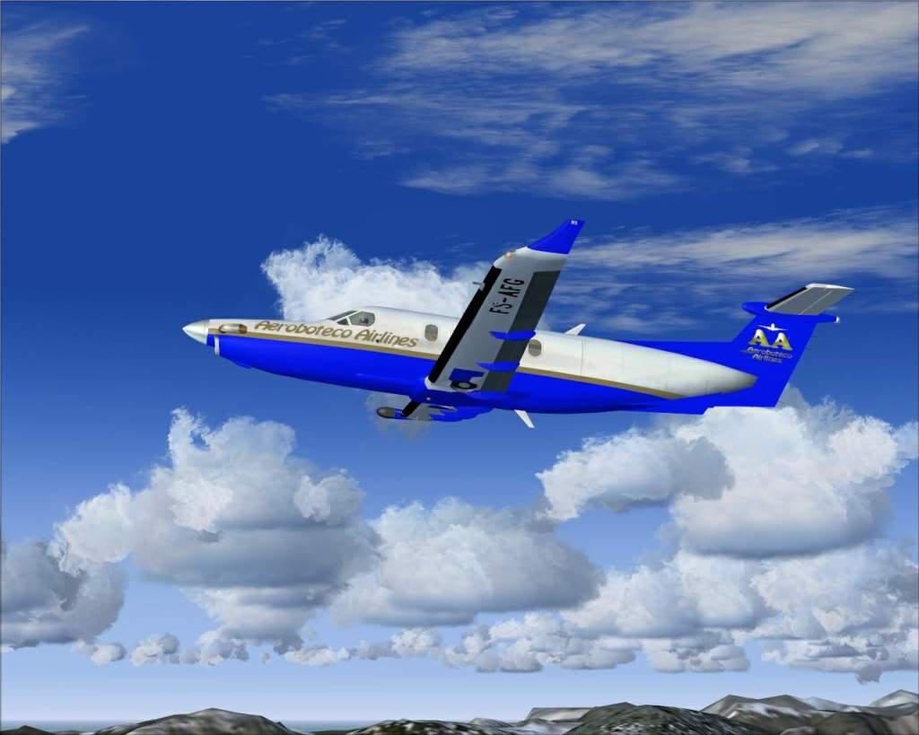 """""""Fs9"""" Voando ate pelas Montanhas ate Sitka parte 2 RICARDO-2010-oct-19-036"""
