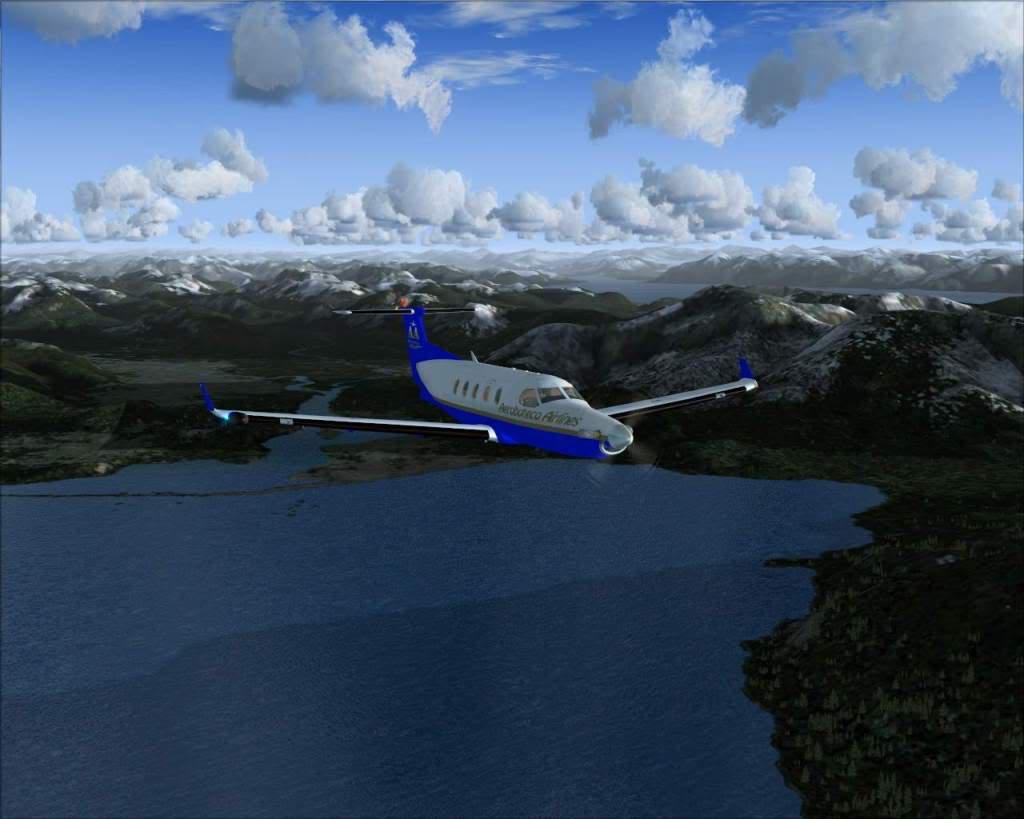 """""""Fs9"""" Voando ate pelas Montanhas ate Sitka parte 2 RICARDO-2010-oct-19-040"""