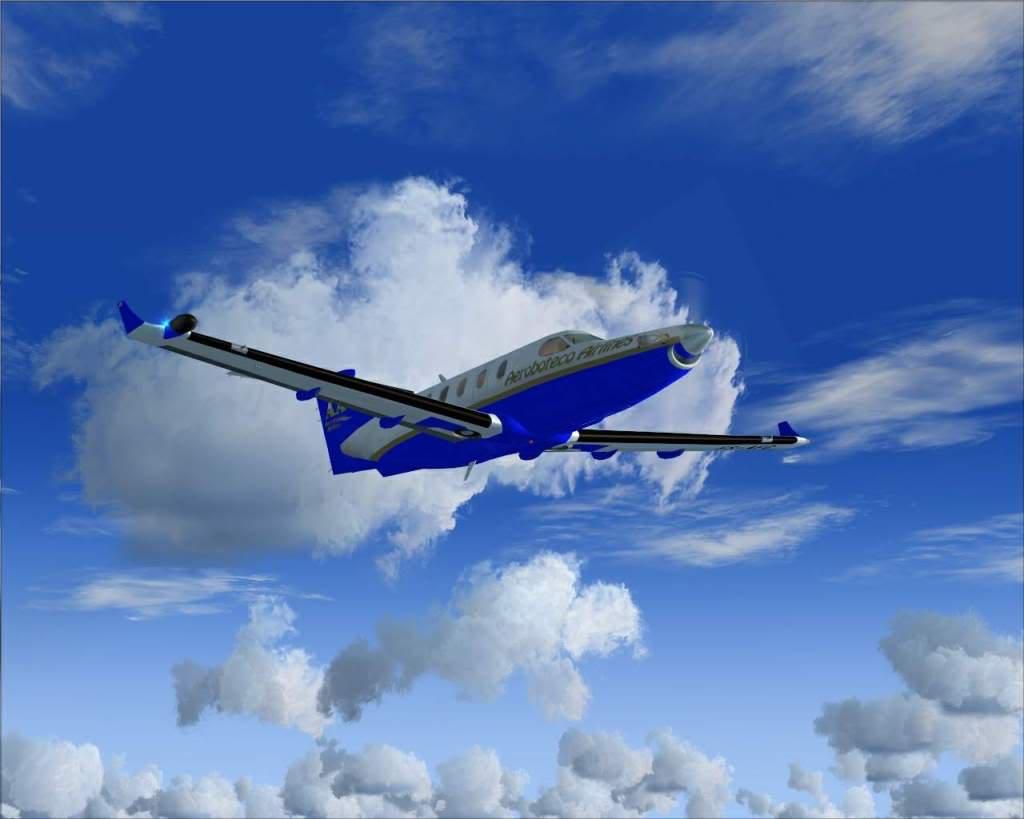 """""""Fs9"""" Voando ate pelas Montanhas ate Sitka parte 2 RICARDO-2010-oct-19-042"""